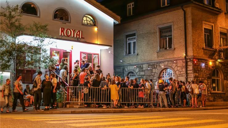 Für einen langfristigen Kulturbetrieb im «Royal» stehen die Chancen so gut wie kaum zuvor. Anais Steiner