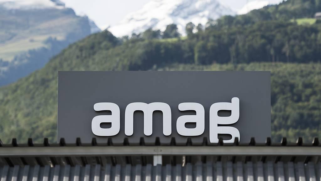 Amag will bis 2025 klimaneutral sein