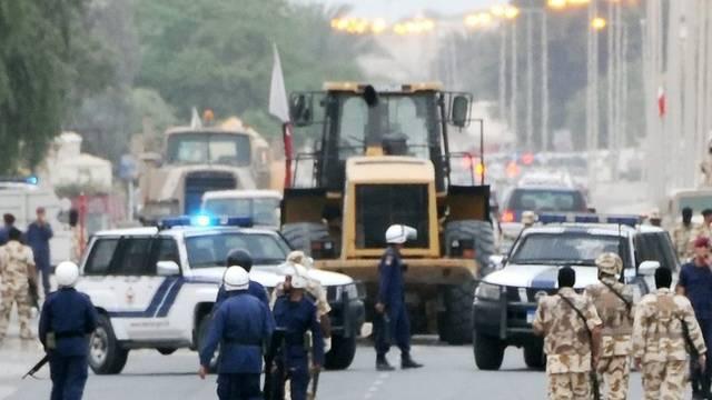 Die Herrscher in Bahrain fahren schweres Geschütz auf gegen die Oppositionellen (Archiv)