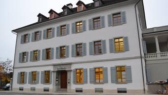 Das Sauerländerhauses an der Laurenzenvorstadt.