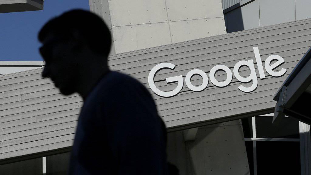 Google Campus in Mountain View, Kalifornien. Managerin Diane Green wird dort neue Chefin für das Cloud-Geschäft.