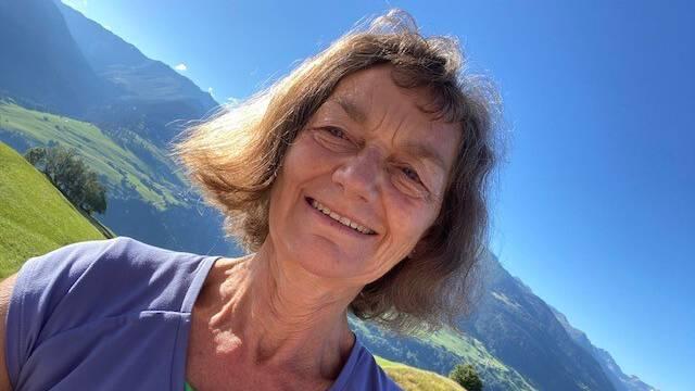 Edith Saner (CVP) Grossratspräsidentin, Birmenstorf