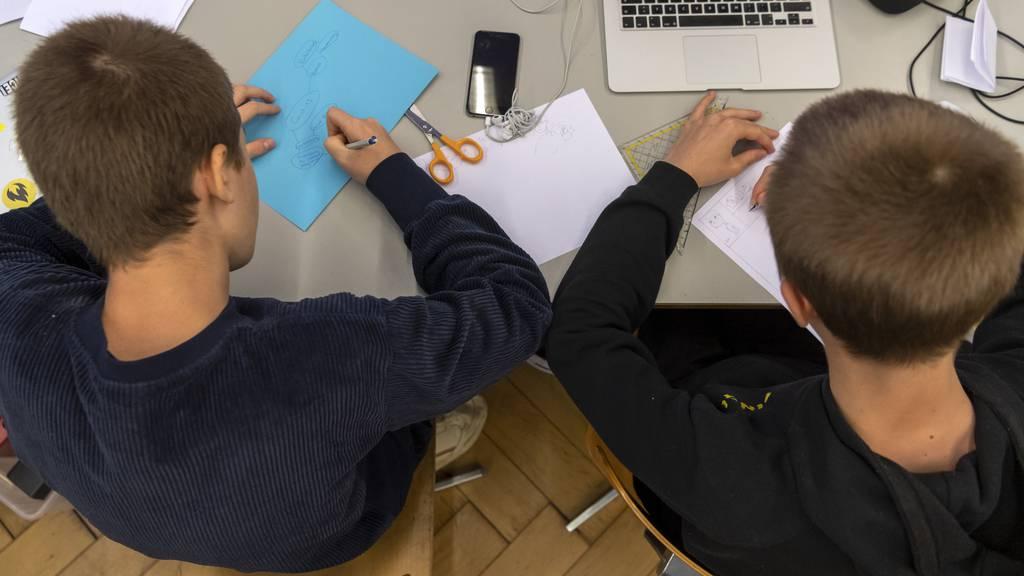 Erziehungsdirektoren sind mit Schulstart zufrieden
