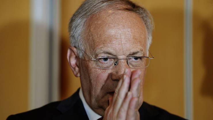 Johann Schneider-Ammann: Die zuständigen Steuerverwaltungen und die Prüfgesellschaften waren jederzeit und vollständig informiert».