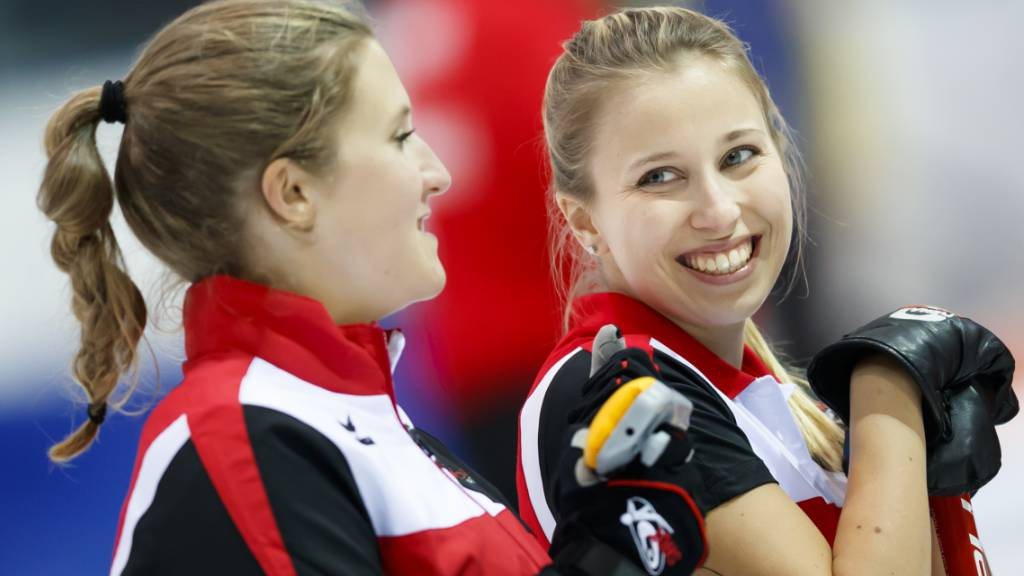 Beste Curlingteams mit idealem Start