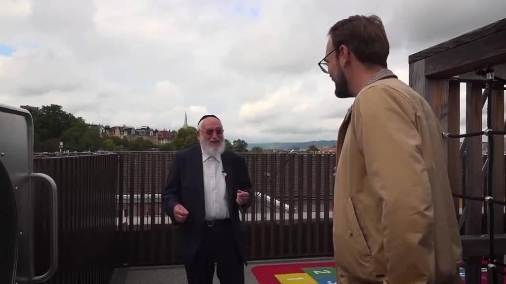 Multikultiquartier: Die jüdische Meile