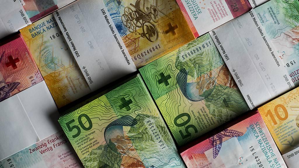 Geld (Symbolbild)