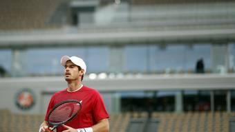 Andy Murray blieb gegen Stan Wawrinka chancenlos.