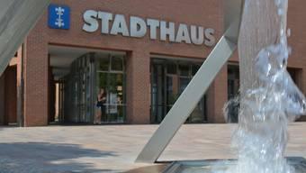 Am 2. August geschlossen: Die Stadtverwaltung in Dietikon. (Archiv)