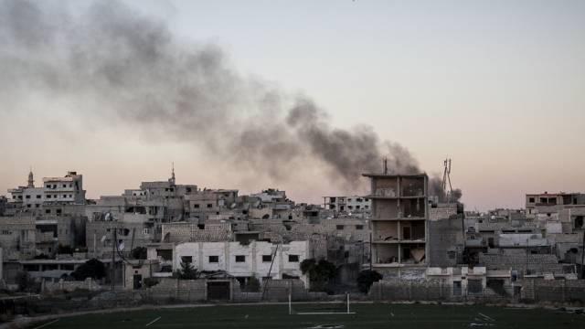 Die USA üben Druck auf die syrischen Rebellen aus (Symbolbild)