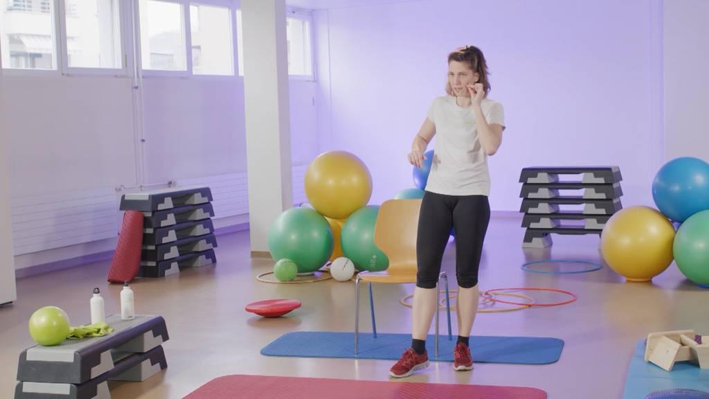 «Gymnastik im Wohnzimmer» vom 30. März 2021