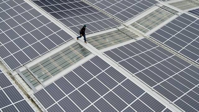 Verdächtiger hat Spitzenposition bei Wind- und Sonnenenergie dank Verbindungen zur organisierten Kriminalität (Symbolbild)