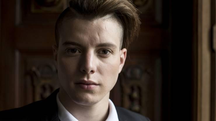 Luca Fischers Gefühle für Männer blieben bis im letzten Jahr verborgen.