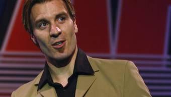 Lars Weibel, einst selber Nationalmannschafts-Goalie, wird Direktor aller Schweizer Eishockey-Nationalteams