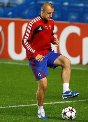Trainingsrückstand: Ivan Ivanov.