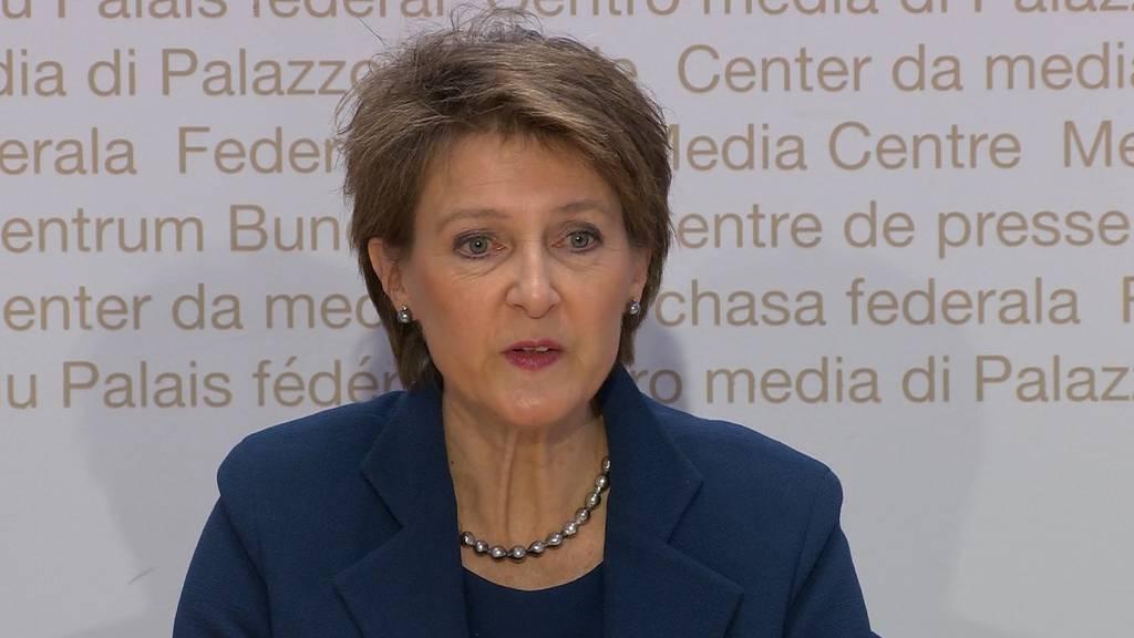 «Ausserordentliche Lage» ausgerufen: Vor einem Jahr riegelte der Bundesrat die Schweiz ab