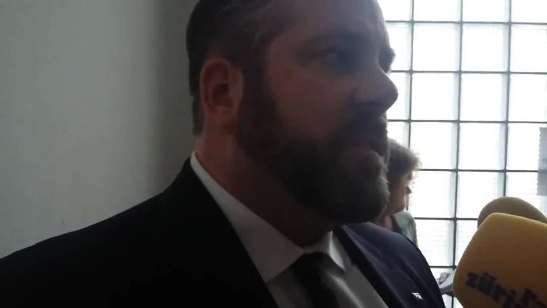 Unterlegener FDP-Regierungsratskandidat Thomas Vogel: «Unsere Themen hat eigentlich niemand interessiert»