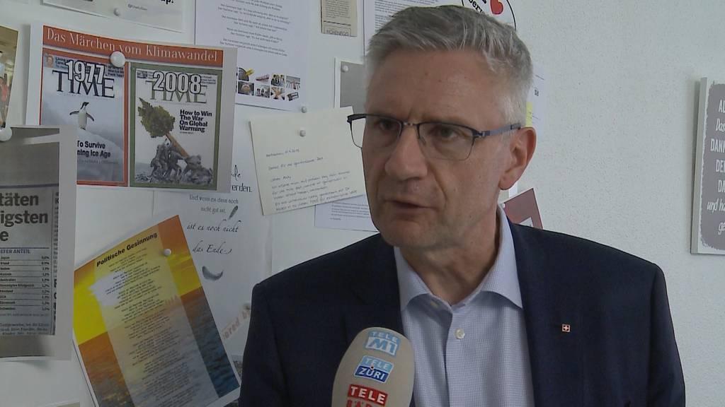 Nach Lehrerinnen-Hetze: Andreas Glarner nun auch unter SVP-Druck