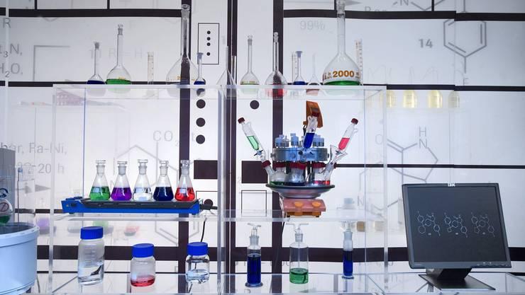 Roche bringt Antikörpertest auf den Markt