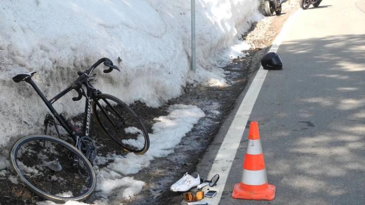 Trotz des Appells der Behörden ist teilweise nicht auf Ausflüge verzichtet worden. So hat allein der Kanton Schwyz mehrere Motorradunfälle registriert. Unter anderem kam es auf der Ibergeregg zu einer Kollision eines Motorradfahrers mit einem Rennvelofahrer.