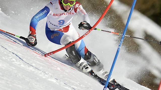 Luca Aerni feierte seinen ersten Sieg im Europacup.