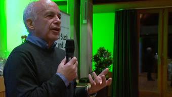 Ueli Maurer, Ernst Stocker und ihr Appell an die SVP-Politiker.