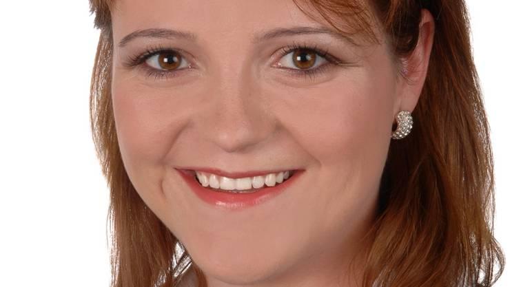 Stefanie Heimgartner, nominiert als Vize des Einwohnerrates. zvg