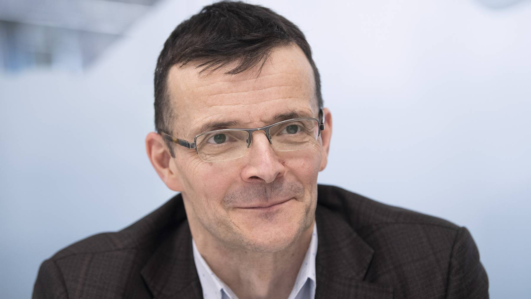 Markus Buschor ist Stadtrat und Vorsteher des Amtes für Bildung und Freizeit.