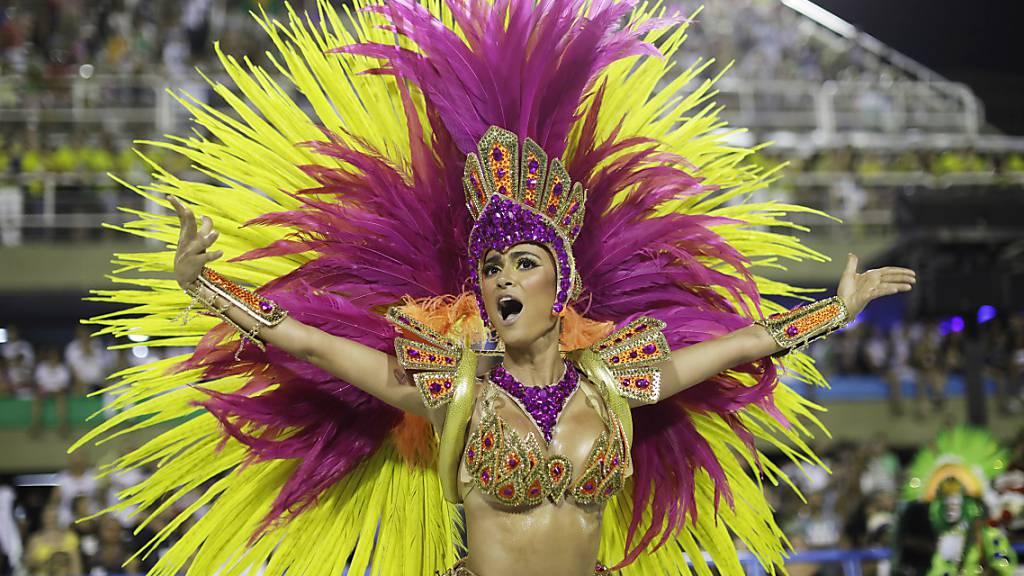 Rio de Janeiro verbietet komplett Umzüge zur Karnevalszeit