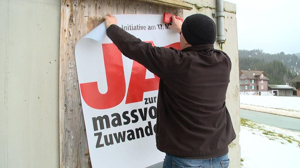 SVP-Niederlage: Begrenzungsinitiative scheitert beim Stimmvolk