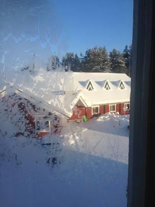 Im finnischen Enontekiö