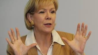 SBB-Verwaltungsratspräsidentin Monika Ribar (Archiv).