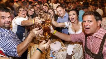 Oktoberfest in der Rythalle Solothurn