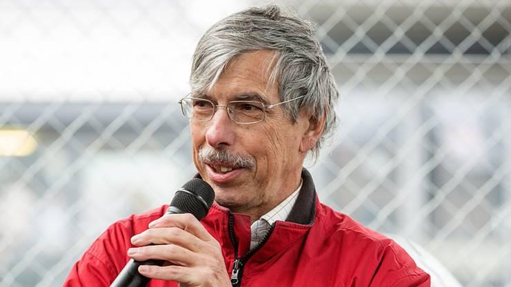 Hubert Kirrmann, Präsident Pro Velo Region Baden