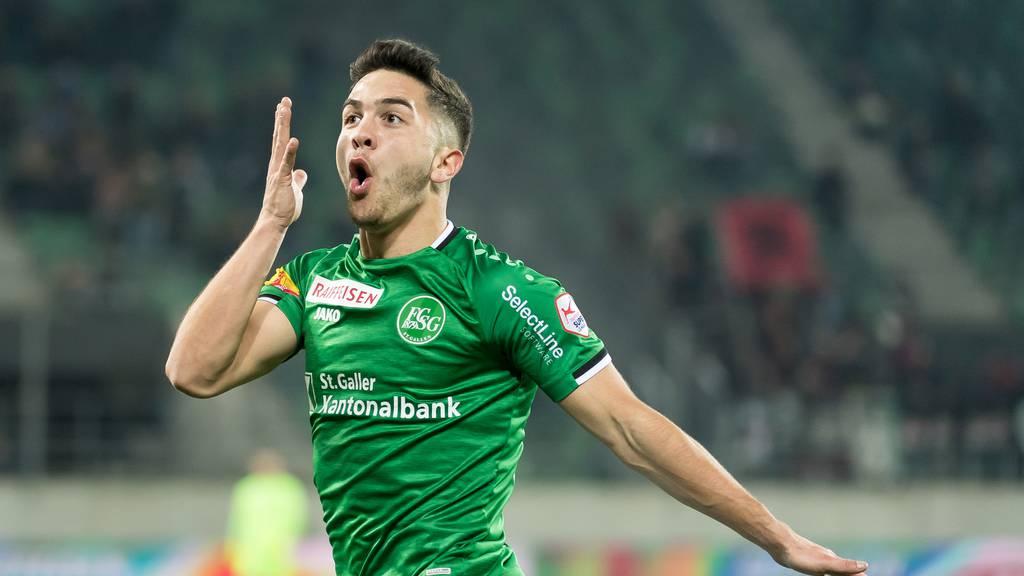 FCSG-Stürmer Boris Babić ist wieder zurück