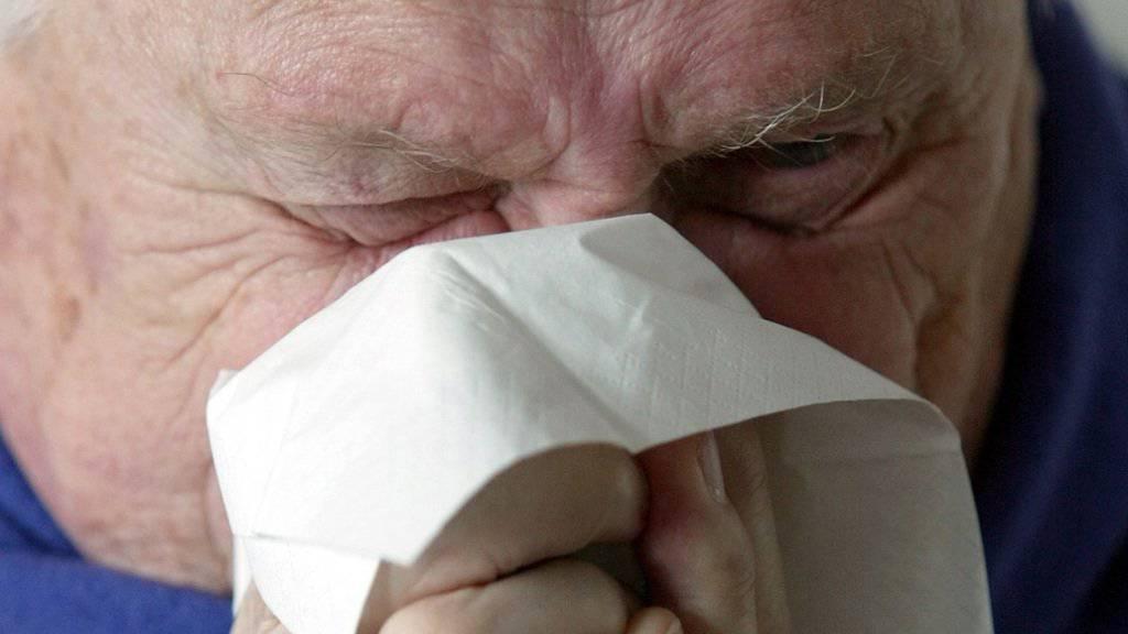 Allergiker aufgepasst: Am Wochenende beginnt die Heuschnupfensaison. (Archivbild)