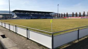 Der FC Wohlen erwartet am Samstag den FC Sion II im Stadion Niedermatten.