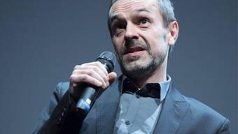 Filmregisseur Marcel Gisler bei den Solothurner Filmtagen (Archiv)