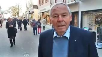 Ehrenbürger Sepp Schmid im Interview.