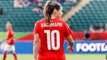 Wurde auch schon als «Messi des Frauenfussballs» bezeichnet: Ramona Bachmann.