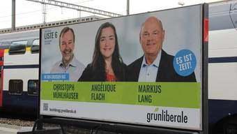 Angélique Flach war die Spitzenkandidatin der Grünliberalen.