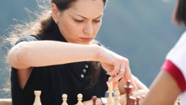 Alexandra Kostenjuk liess auch die männliche Konkurrenz hinter sich