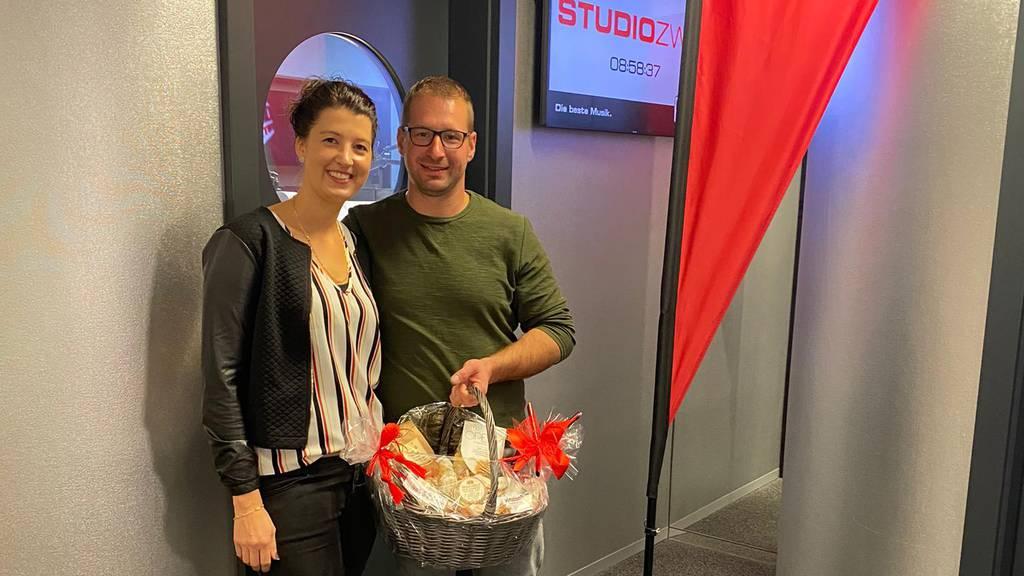 Pia und Cyrill Kuster aus Sörenberg gewinnen das Traumbad