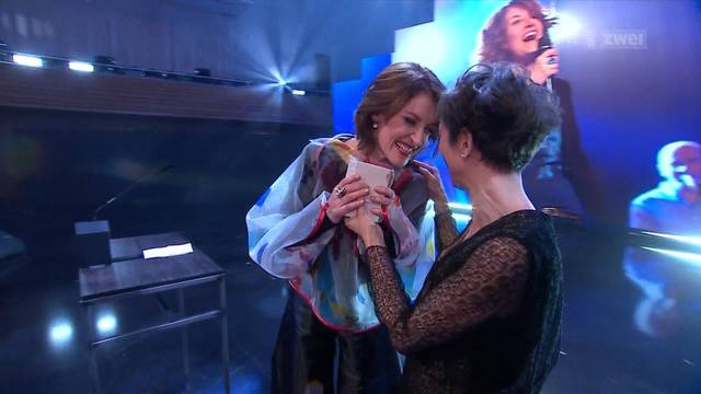 Swiss Music Awards: Sina bekommt ihren ersten «Betonklotz»