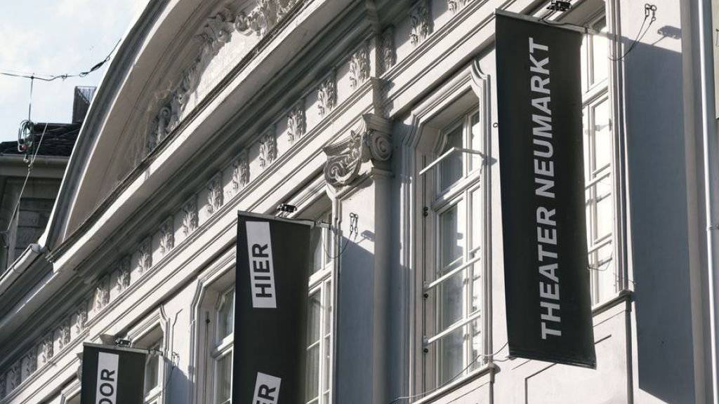Das Theater Neumarkt verlässt nächstes Jahr mehrmals das Gemäuer und bespielt die Stadt Zürich mit einer grossen theatralen Skulptur. (Archivbild)