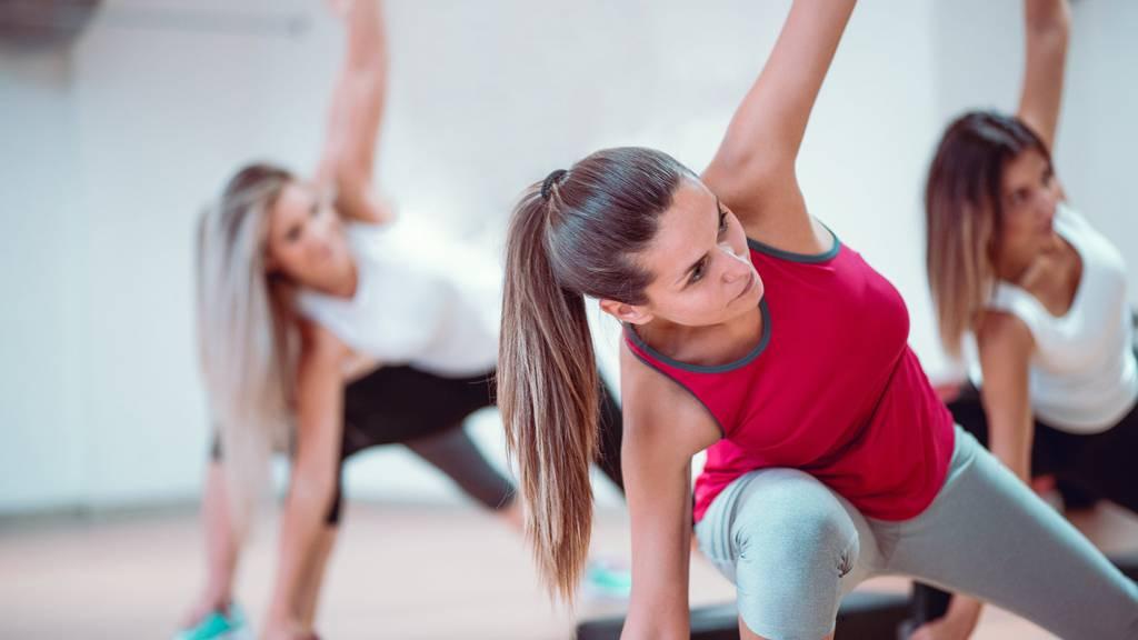 Mit den richtigen Snacks fühlst du dich fit für das Workout.