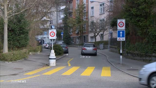 Tempo 30 auf Hauptstrassen in der Stadt Zürich?