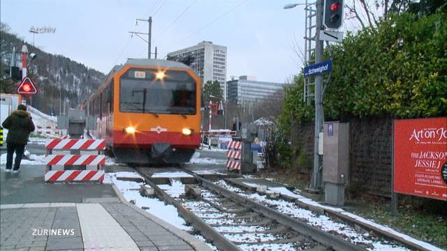 Verletzungsgefahr bei Üetliberg-Bahnen