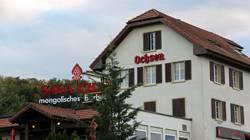 Restaurant Saga Khan in Mägenwil