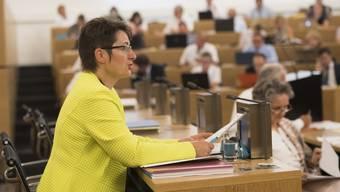Regierungsrätin Franziska Roth - Von Nomination bis Entmachtung (Stand: 15. März 2019)